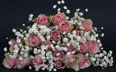 Les fleurs, l'atout principal dans les décorations de mariage !